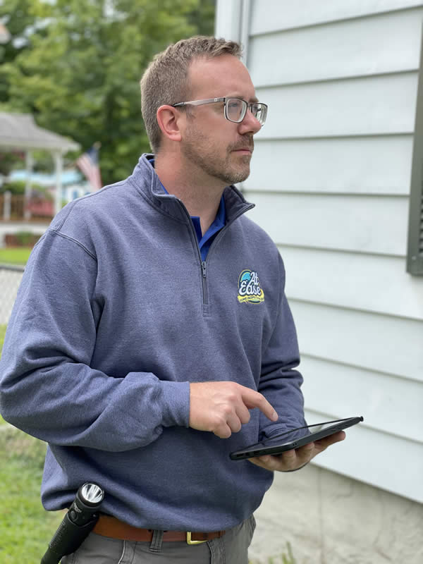 Milford PA Certified Professional Inspector Matthew Cline